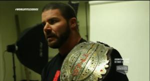 Wow, je pense à un truc : pour un peu que la finale traîne jusqu'à Slammiversary, je pourrais devenir le premier King of the Mountain champion à devenir champion TNA dans un King of the Mountain match.