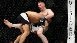 UFC 195 Dustin Poirier-Joseph Duffy 2