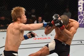 UFC 195 Joe Soto dominé