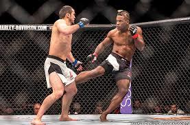 UFC 195 Larkin-Tumenov