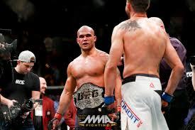 UFC 195 Lawler-Condit après la décision