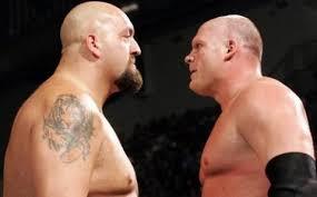 - Hey man, si tu as rien de mieux à faire, ça te dit un énième titre tag team ? - Ca roule.