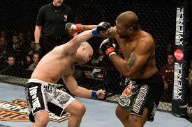 La victoire contre Wanderlei Silva reste le dernier véritable fait d'armes de Quinton dans l'Octogone, sept ans déjà.