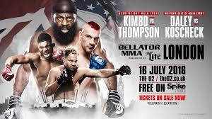 Des 4 fighters présents sur l'affiche de cet évènement qui n'aura jamais lieu, aucun n'est emblématique du Bellator.
