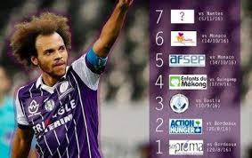 Avec sept buts et trois passes décisives, le Danois se situe pourtant dans ses meilleurs temps de passage depuis son arrivée au club.