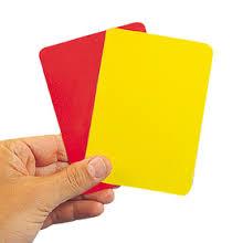 Rien de comparable avec la recrudescence des cartons rouges sous Arribagé, mais la tendance à la cartonite aigüe reste préoccupante.