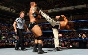 Shawn restera aussi l'homme qui a lancé la longue période de pigeonnage de Batista.
